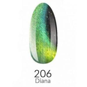 Vasco gel polish 6ml - 206