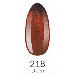 Vasco gel polish 6ml - 218