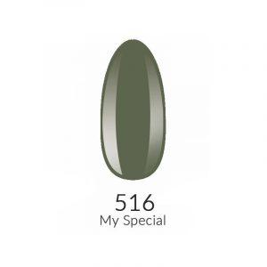 Vasco gel polish 6ml - 516