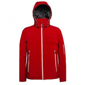 Softshell jakna SPEKTAR WINTER, ženska, crvena