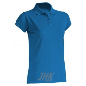 Ženska polo majica kratkih rukava, royal plava