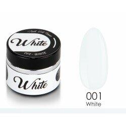 paint gel vasco 001 white 8 ml