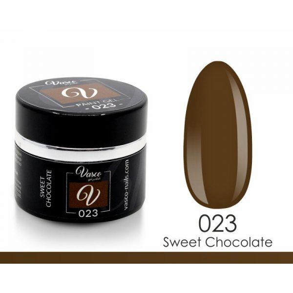 paint gel vasco 023 sweet chocolate 5 g