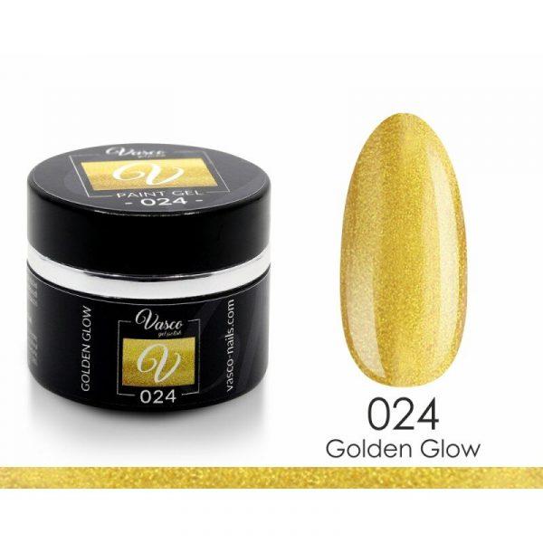 paint gel vasco 024 golden glow 5 g