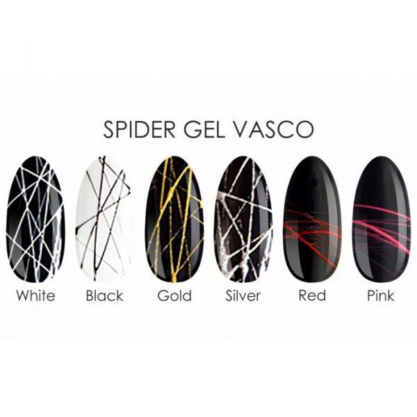 spider gel vasco pink 5 g 1