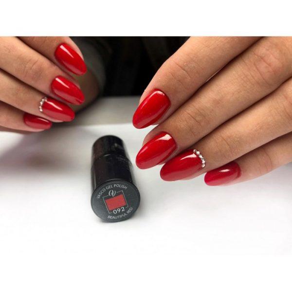 vasco hybrid lacquer 092 beautiful red