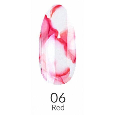 water color 06 red 7ml