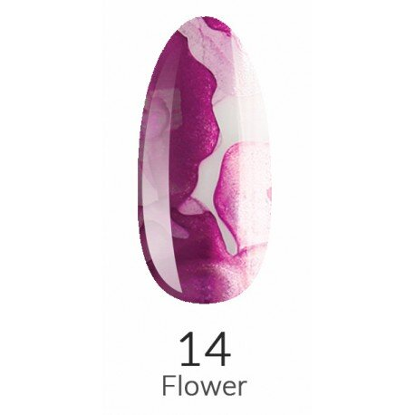 water color 14 flower 7ml