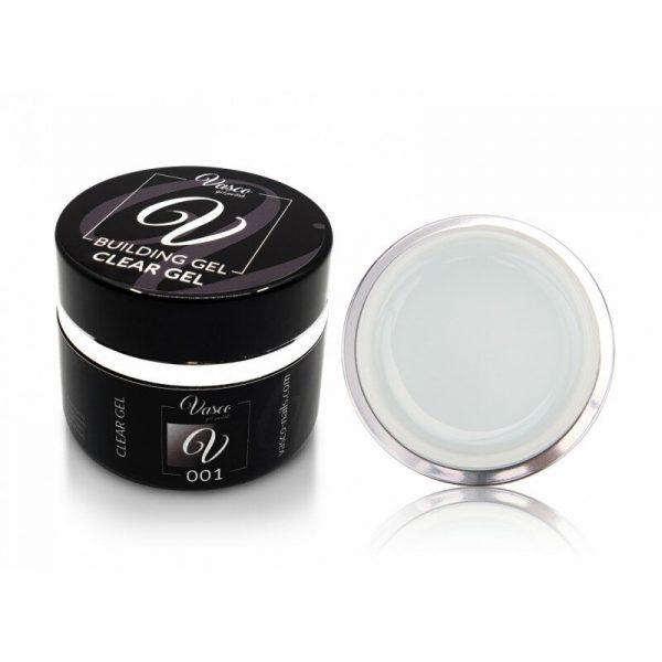 zel budujacy vasco 001 clear gel 50 ml