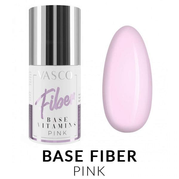 base fiber pink vasco 6ml 1