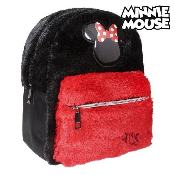 casual ruksak minnie mouse crna rdeca 120794