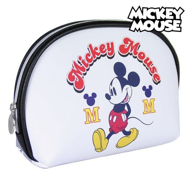 neseser za skolu mickey mouse bela 136776