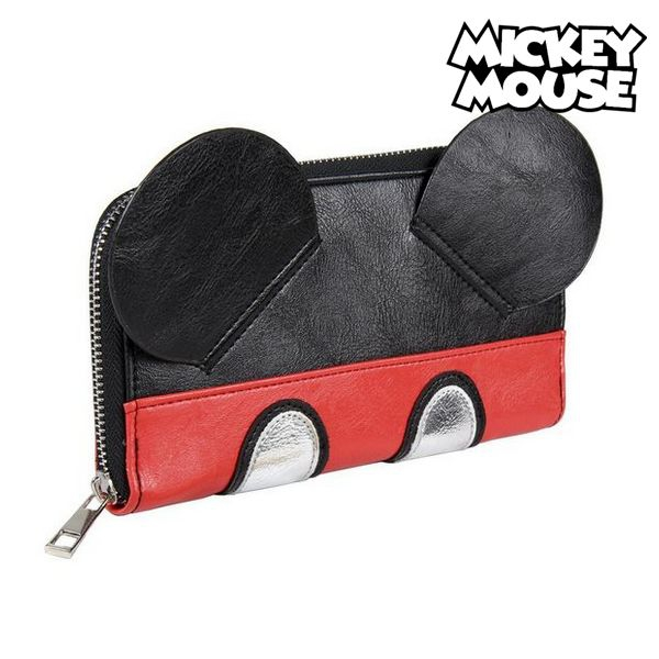 novcanik mickey mouse 75681 crna crvena