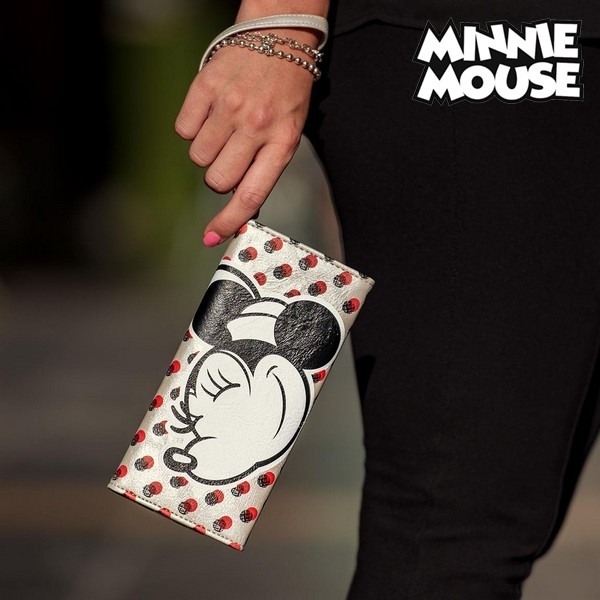 novcanik minnie mouse etui za kartice bela metalizirani 70687 119808 2