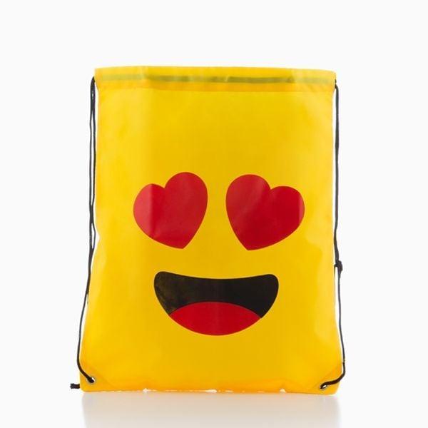ruksak torba s konopima na emotikone 2