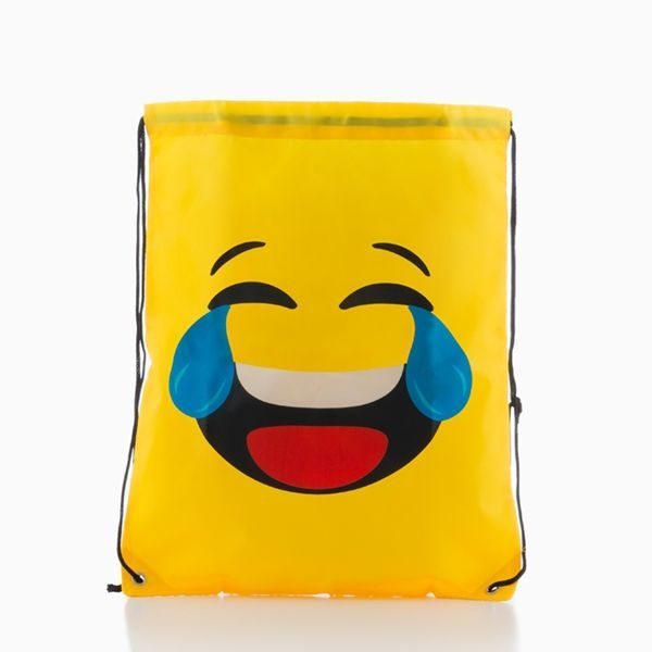 ruksak torba s konopima na emotikone 3