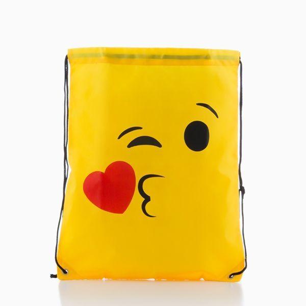 ruksak torba s konopima na emotikone 4