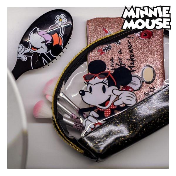 set kistova za sminku minnie mouse 5 pcs crna 135731 1