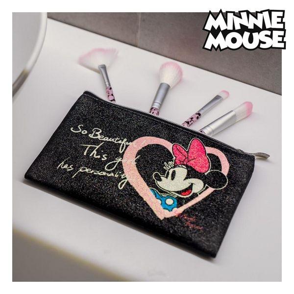 set kistova za sminku minnie mouse 5 pcs crna 135731 3