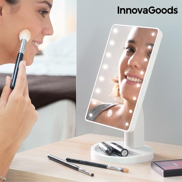 stolno led ogledalo na dodir innovagoods 3