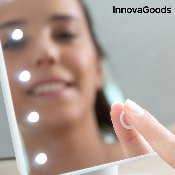 stolno led ogledalo na dodir innovagoods 4