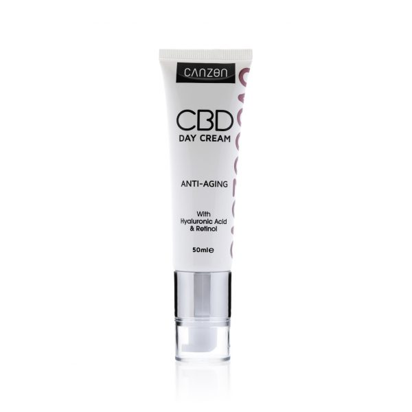 Canzon 018 Anti Aging Day Cream Front