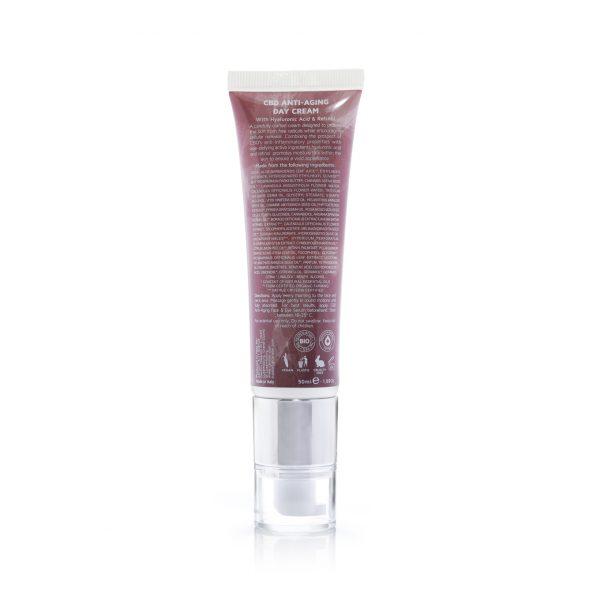 canzon 036 Anti Aging Day Cream Back