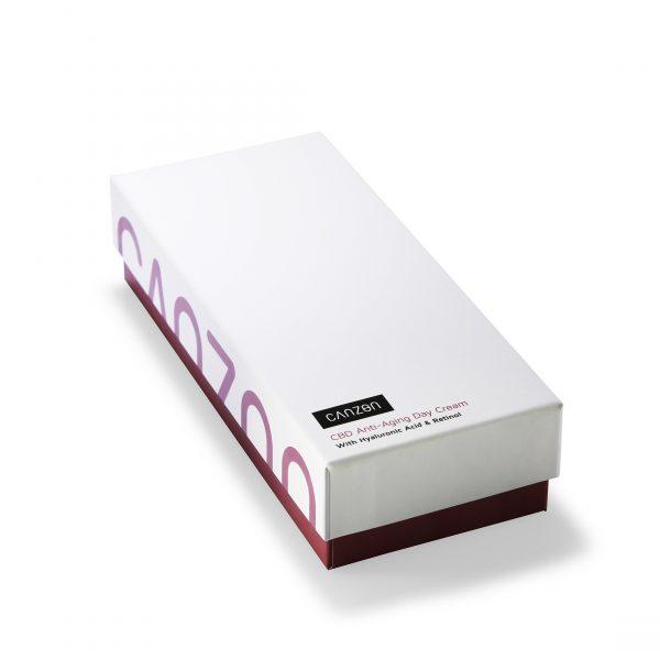 canzon 217 Anti Aging Day Cream Box Diagonal copy