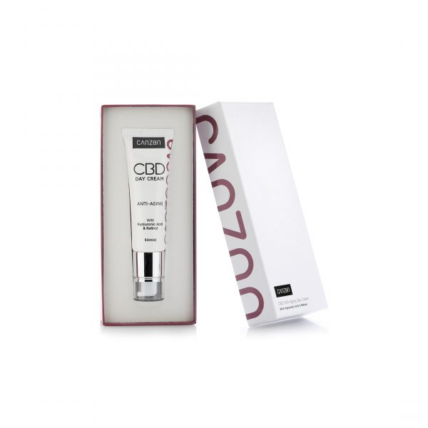 canzon 239 Anti Aging Day Cream Inside The