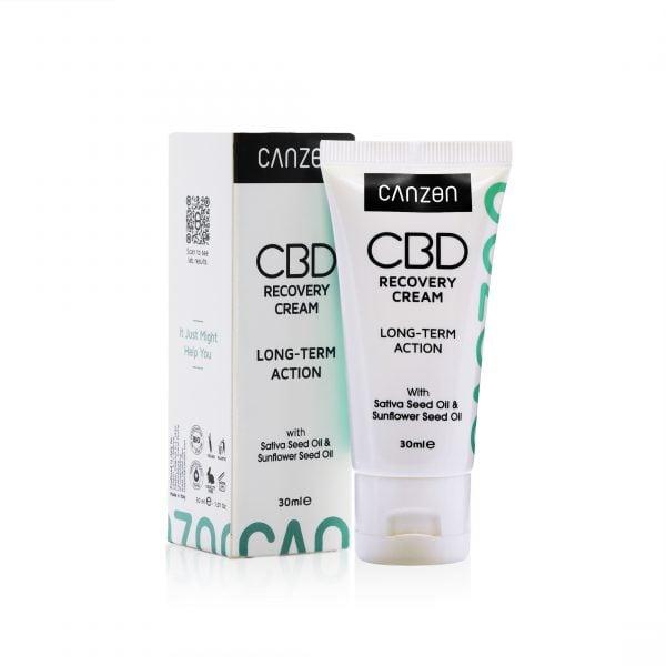 canzon 259 Long Term Action Recovery Cream Composition