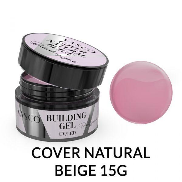 Vasco gradivni gel Cover Natural Beige 15g