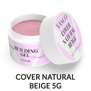Vasco gradivni gel Cover Natural Beige 5g