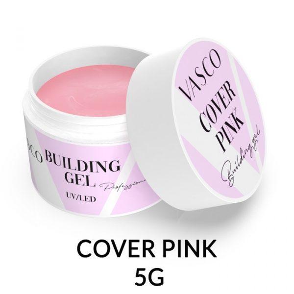 Vasco gradivni gel Cover Pink 5g